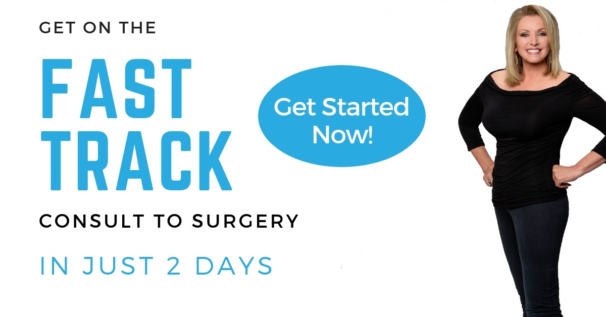 fast track to weight loss surgery